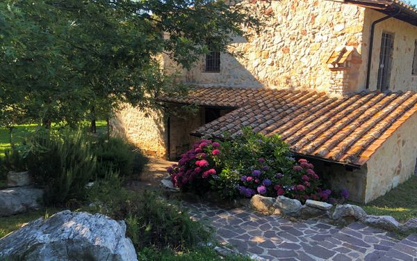 Beautiful Stone Country Villa, Villa for rent in Casaprota, Latium