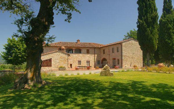 Villa Casanuova, Villa for rent in Gaiole In Chianti, Tuscany
