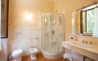 Villa Rocchi: Bathroom Pisa