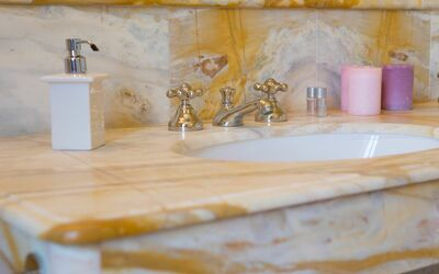 Villa Rocchi: Bathroom Firenze