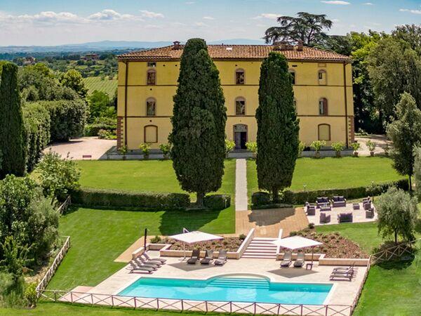 Villa Villa Rocchi in  Torrita Di Siena -Toskana