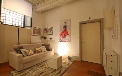 Casa Fillu: Lucca Zentrum