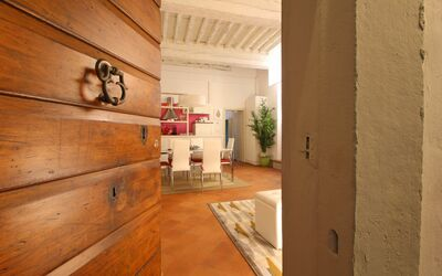 Casa Fillu: holiday flat in Lucca