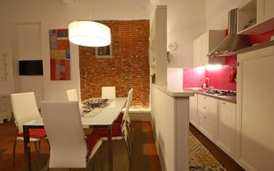 Casa Fillu: modern apartment Lucca