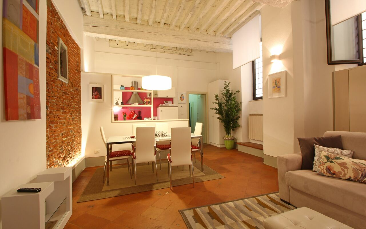 Holiday flat in Lucca