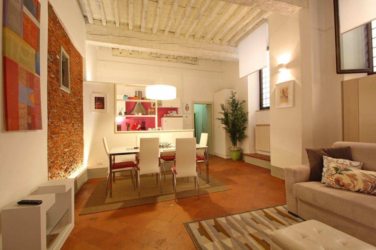 Appartamento vacanze Lucca centro