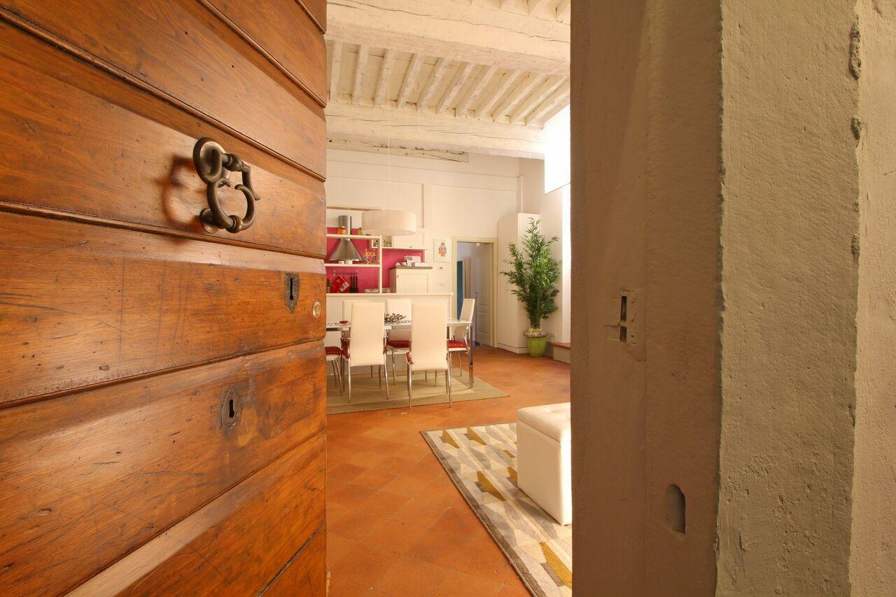 appartamento vacanze a Lucca