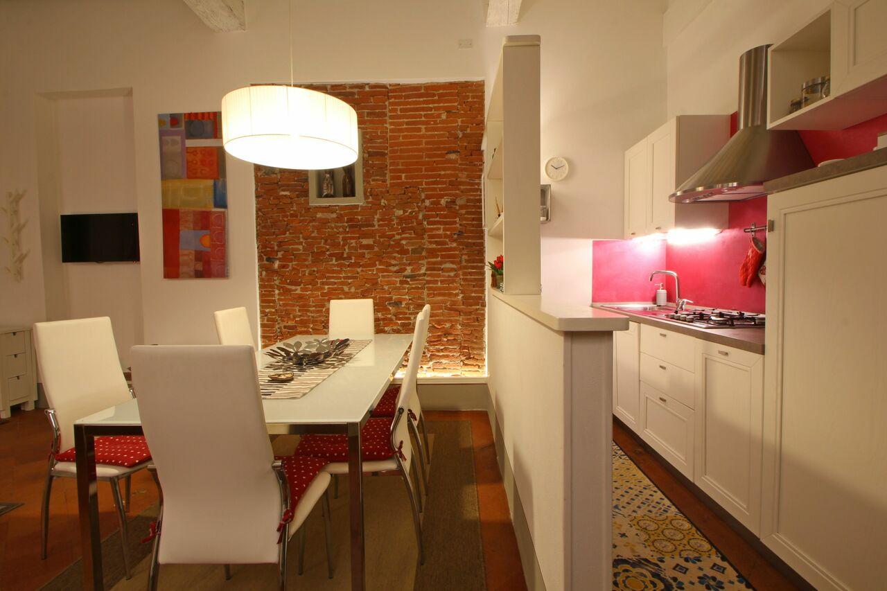 appartamento moderno a Lucca