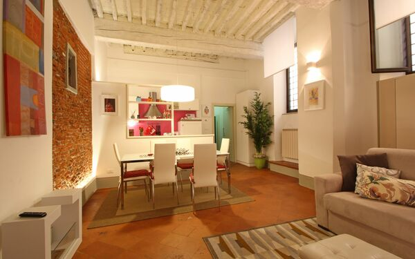 : Holiday flat in Lucca