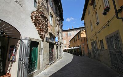 Anfiteatro: Lucca center