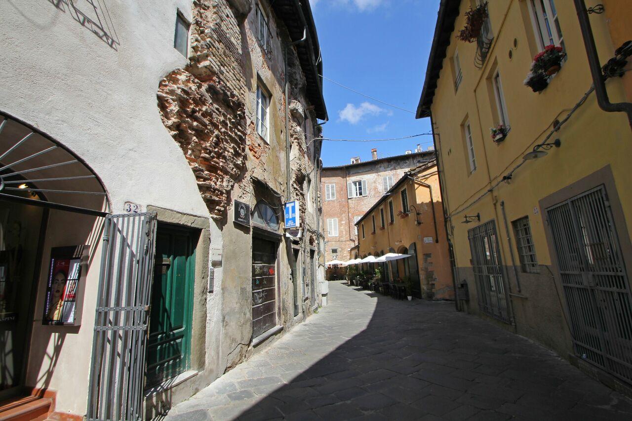 Lucca Zentrum