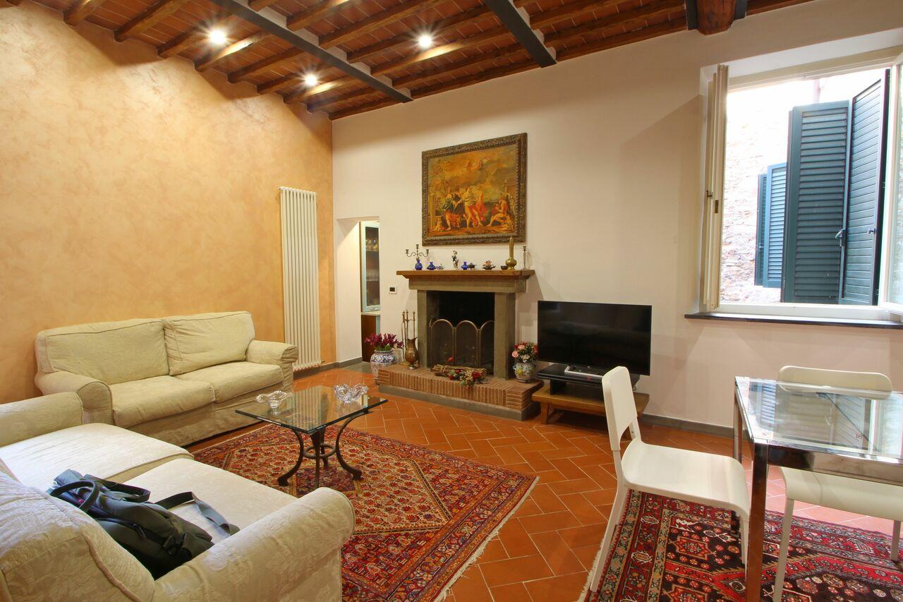 Wohnung im Zentrum von Lucca