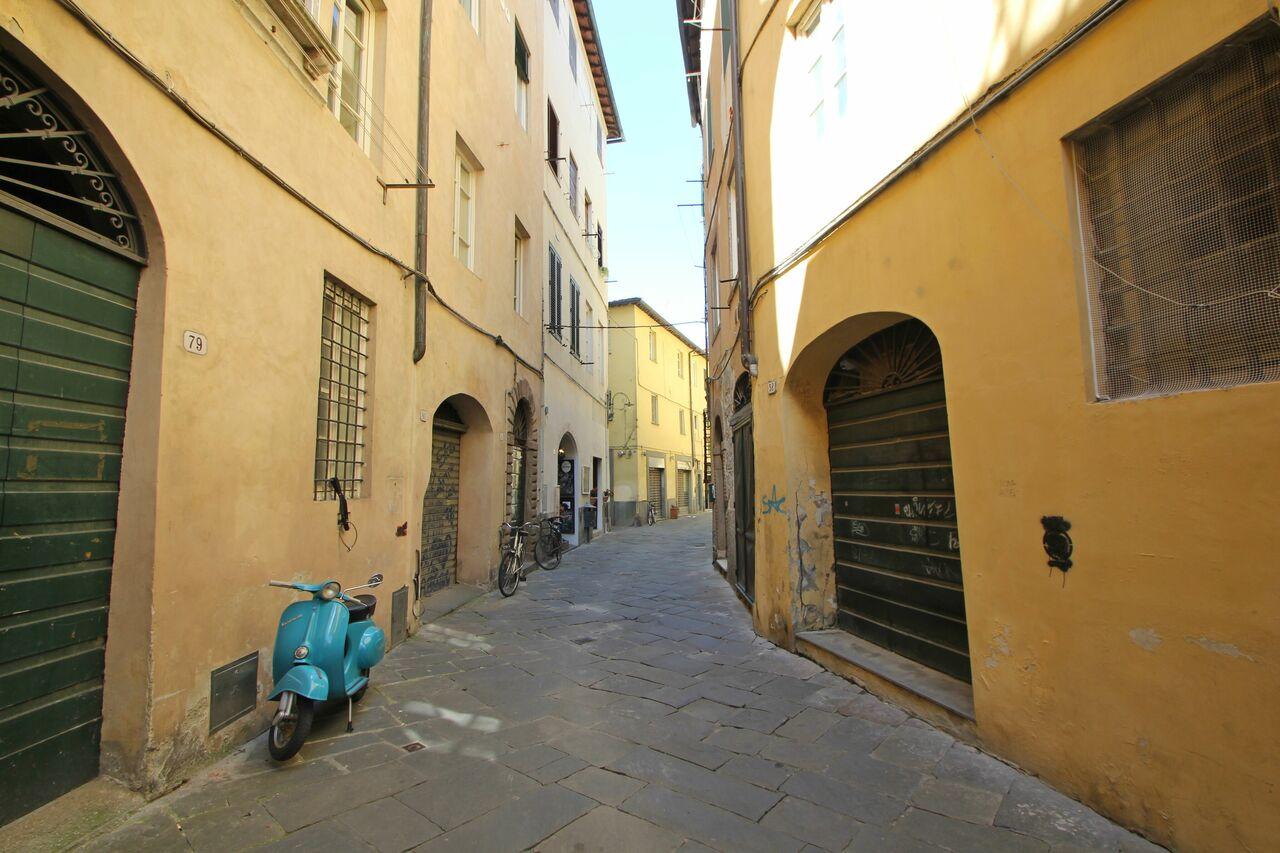 Lucca's Gassen
