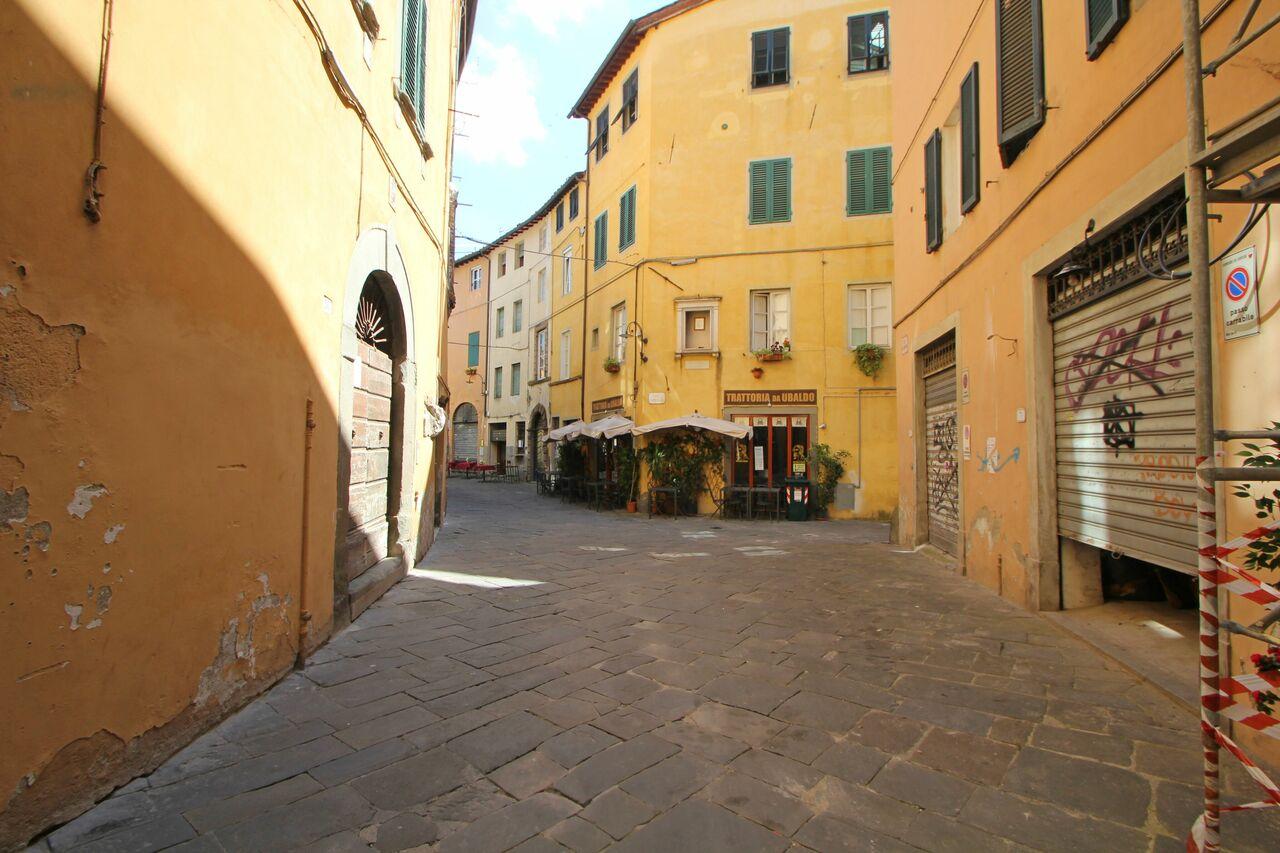 Ferienwohnung in Lucca