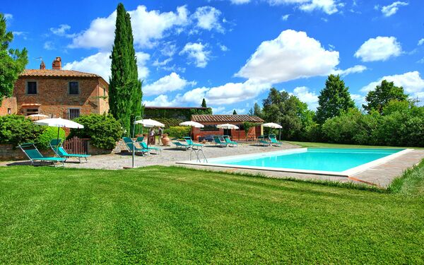 Morina, Apartment for rent in Le Casine, Tuscany