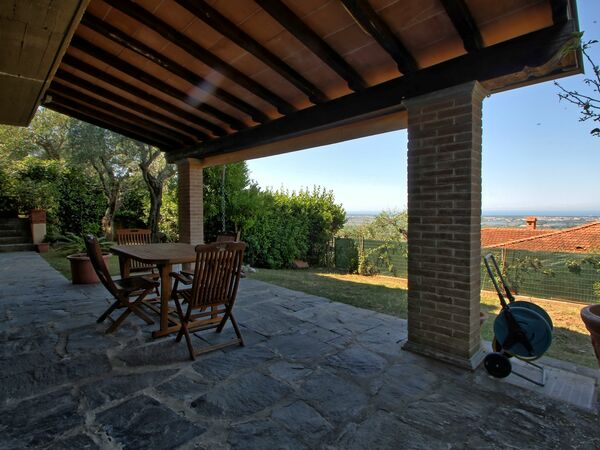 Le Lanterne, Holiday Home for rent in Pieve a Elici, Tuscany