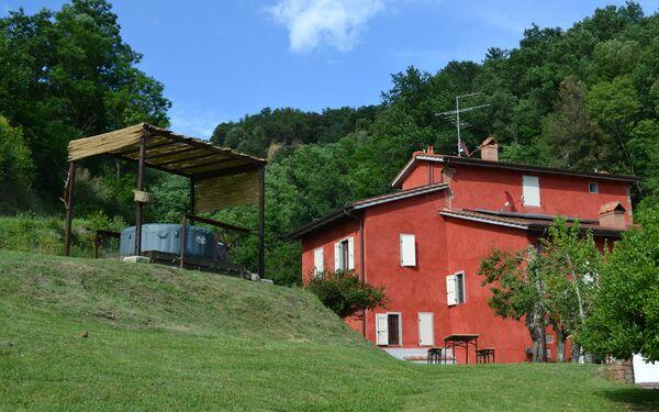 Agriturismo Il Giaggiolo, Тоскана, Reggello