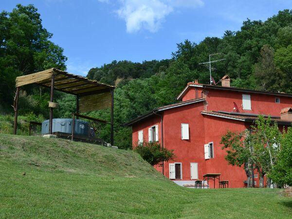 Agriturismo Il Giaggiolo, Country Resort for rent in Reggello, Tuscany