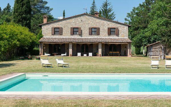Agriturismo Podere a La Fi in  Cetona -Toskana