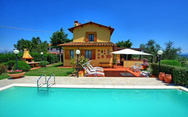 Villa Villa Poggio Al Pipi in  Leoni -Toskana