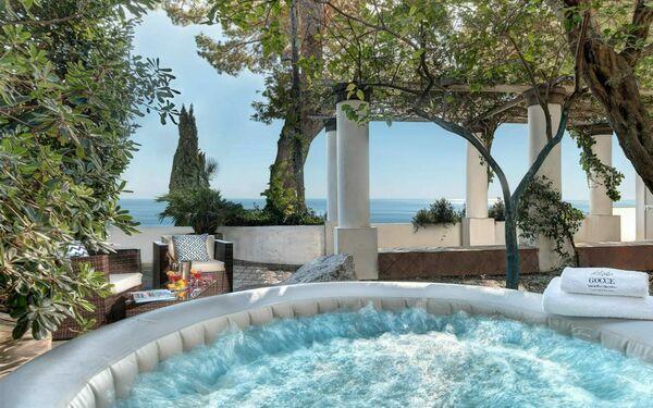 Villa Marina Little Beach, Villa for rent in Capri, Campania