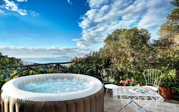 Villa Sorrento Hills Comfort Villa in  Palma Campania -Kampanien