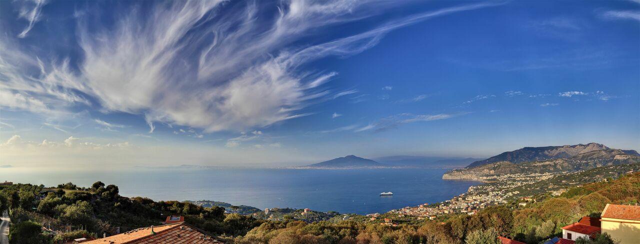 Stony Villa Volcano View