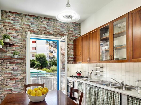 Light & Delight Apartment, Apartment for rent in Sorrento, Campania
