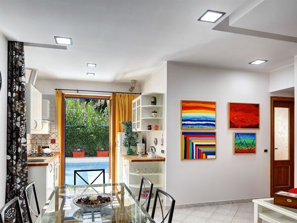 A Taste Of Sun Apartment, Apartment for rent in Sorrento, Campania