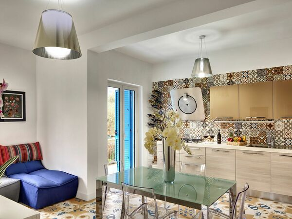 Patterns Apartment, Apartment for rent in Sorrento, Campania