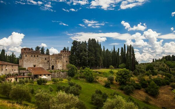 Il Pergolato, Country House for rent in Fiesole, Tuscany