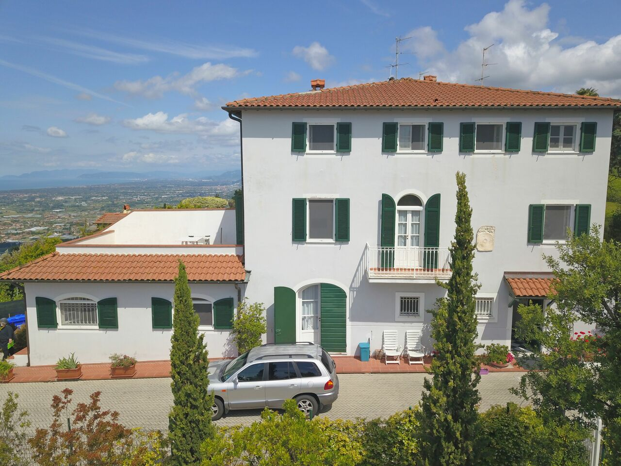 Versilia holiday apartments for rent