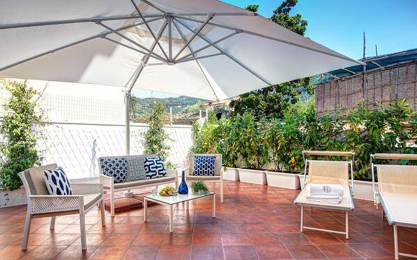 Apartment Gazebo Terrace Apartment in affitto a Sorrento