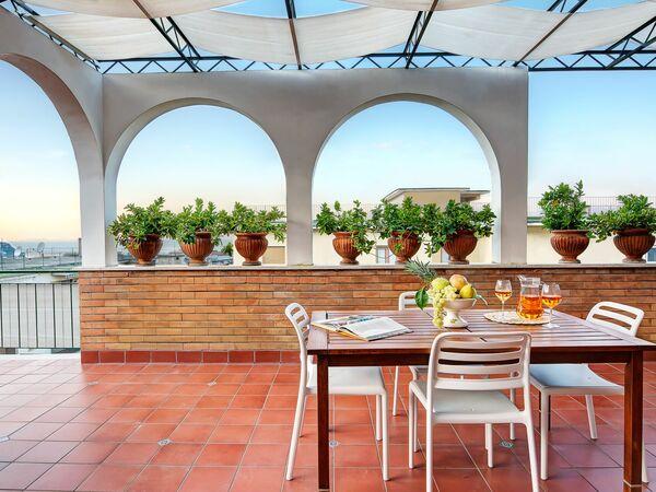 Appartamento Parsano Home in affitto a Sorrento