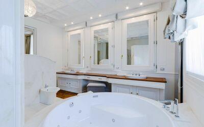 Luxury Villa La Perla Bianca