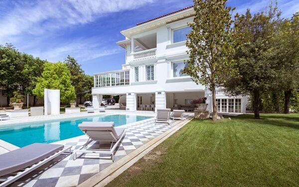 La Perla Bianca Luxury Villa, Villa for rent in Empoli, Tuscany