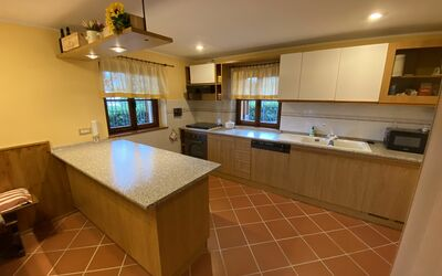 Villa Arianna - Tuscany Views: Ground floor Kitchen