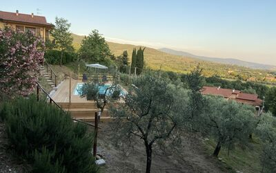 Villa Arianna - Tuscany Views: Overall View
