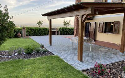 Villa Arianna - Tuscany Views: Pergola