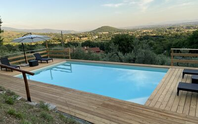 Villa Arianna - Tuscany Views: Pool