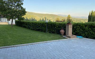 Villa Arianna - Tuscany Views: Garden