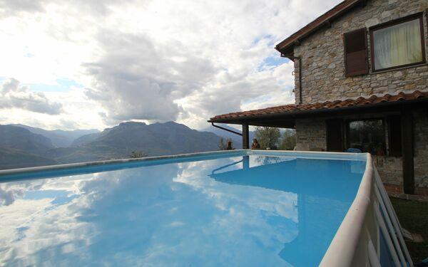Casa Mara, Holiday Home for rent in Coreglia Antelminelli, Tuscany