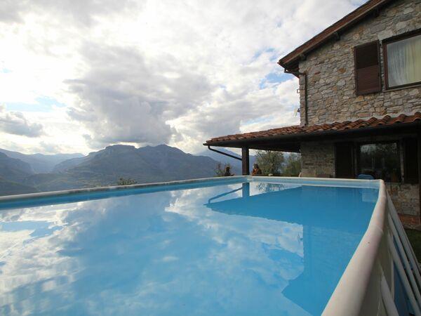 Ferienhaus Casa Mara in  Coreglia Antelminelli -Toskana
