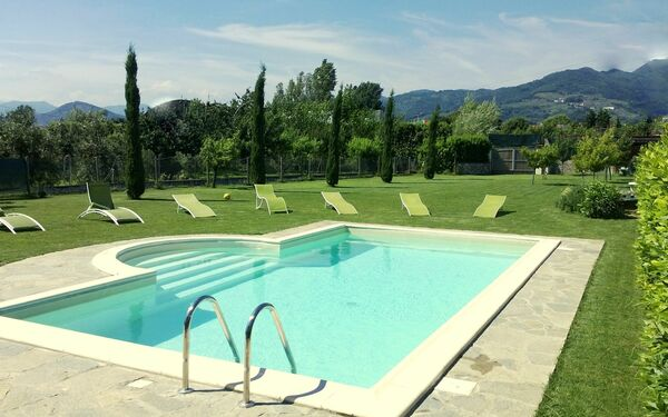 Casa Marlia, Holiday Home for rent in Capannori, Tuscany