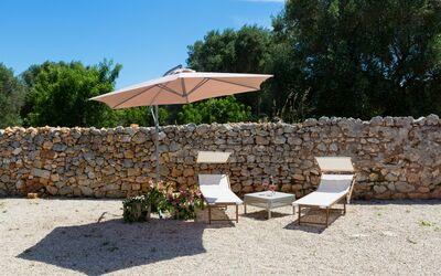 La Corte Della Masseria: outdoor space for private use only