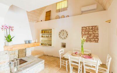 La Corte Della Masseria: dining room