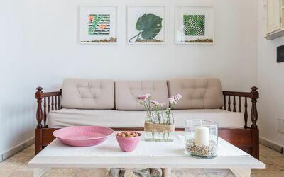 La Corte Della Masseria: living room