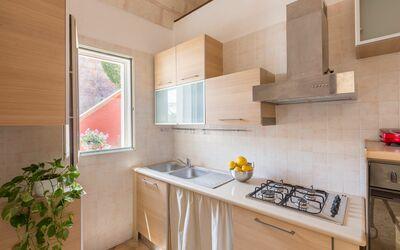 La Corte Della Masseria: kitchen