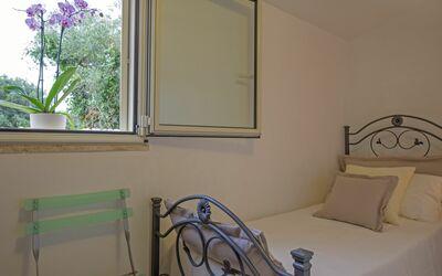 Masseria Ortensia: bedroom