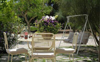 Masseria Ortensia: Outdoor space